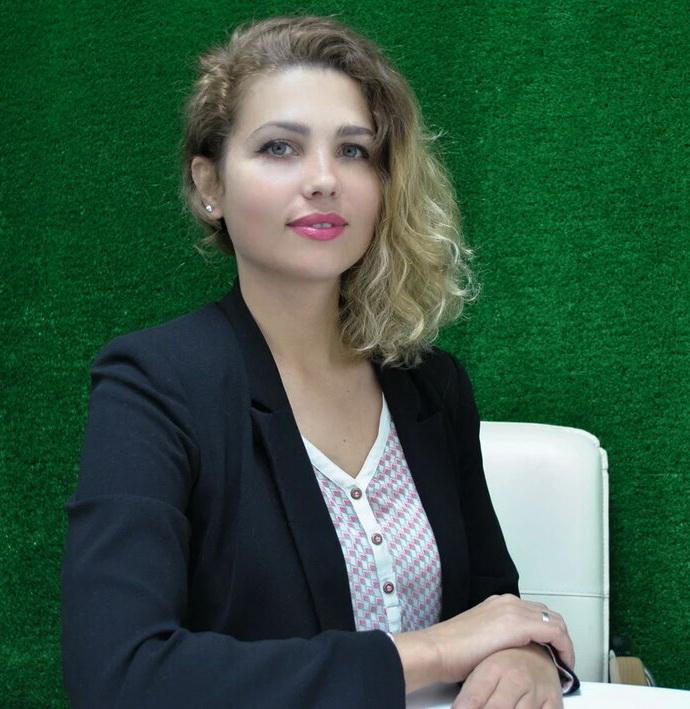 Дарья Сергеевна Широбокова