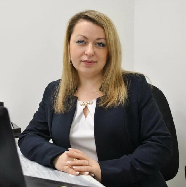 Ирина Евгеньевна Дробинина