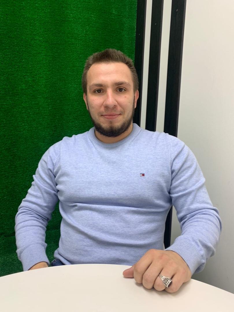 Каримов Ильяс Камилевич