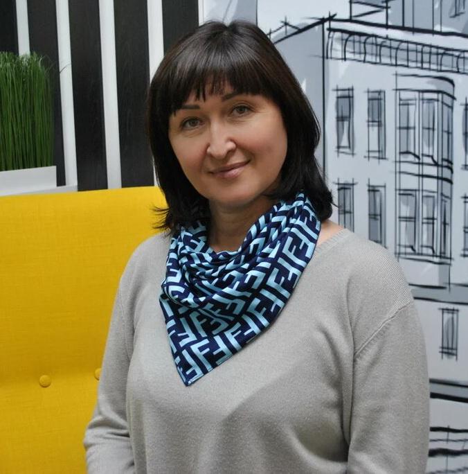 Марина Генриховна Попова
