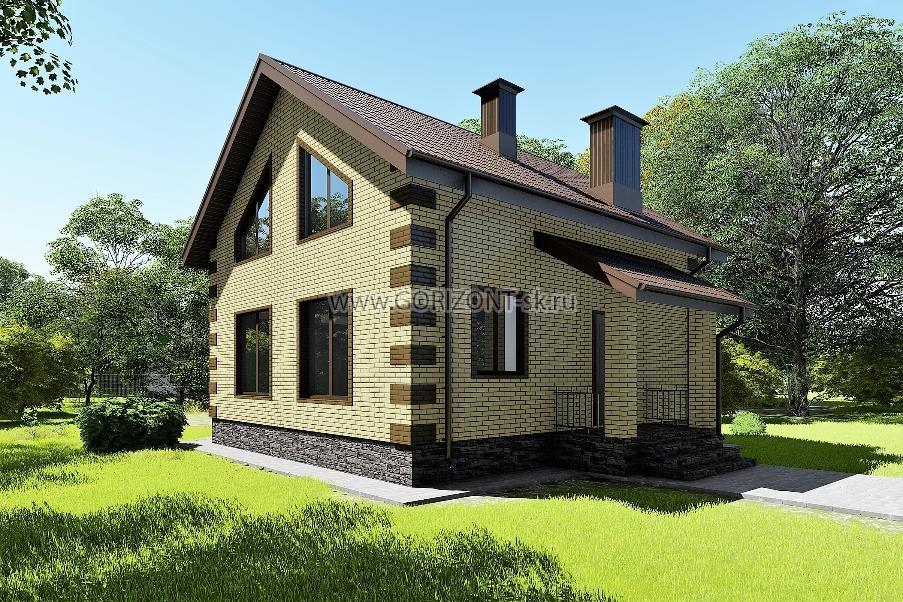 Дом ГД-107