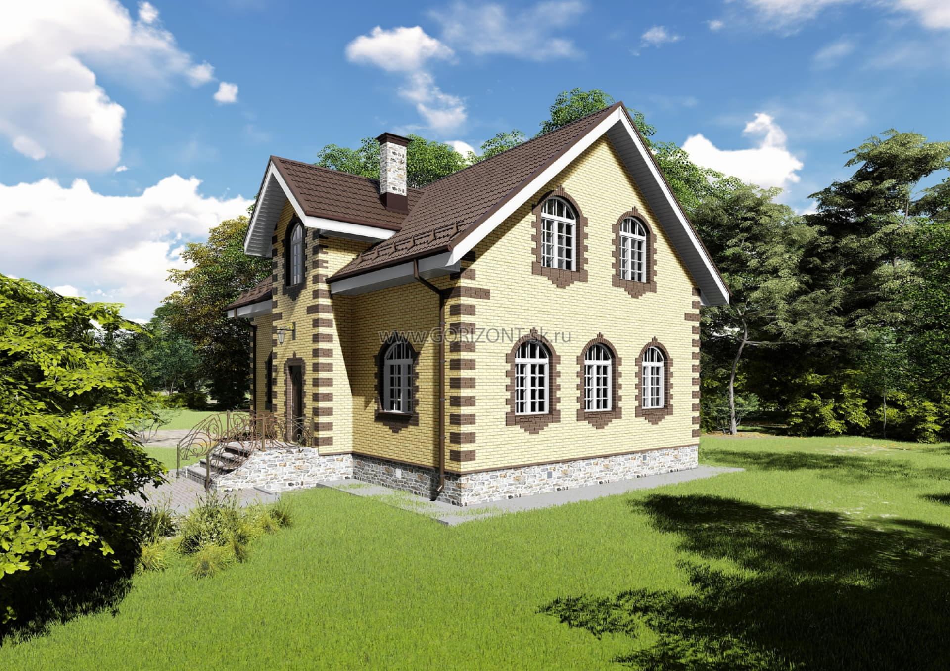 Дом Милена
