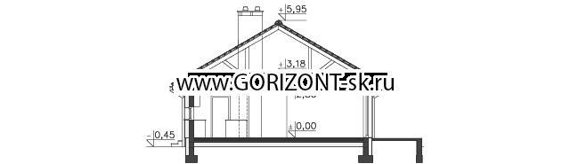 Дом Гранд план