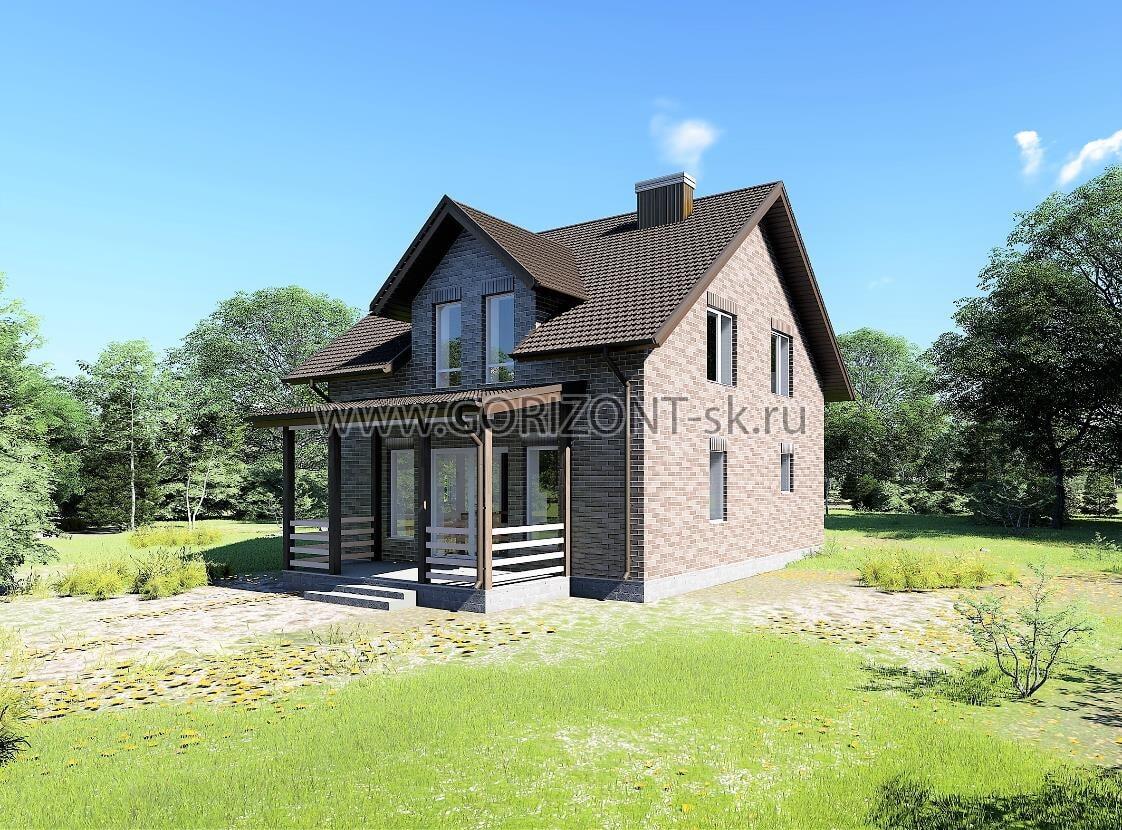 Дом Браун