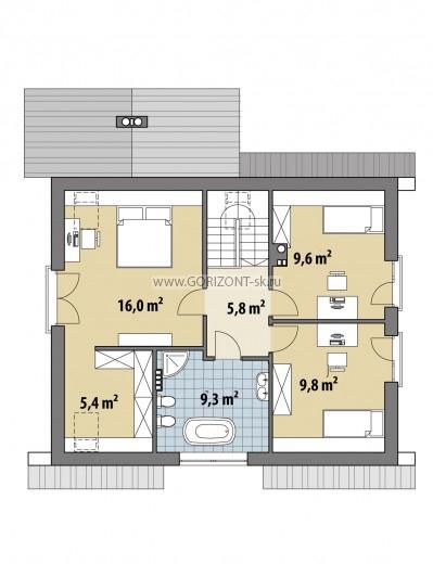 Дом Фарел план